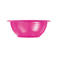 Bibo Disposible Bowl Fushia 30 Pieces