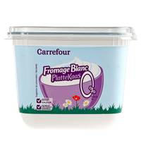 Carrefour Fresh Cheese 0% Fat 1Kg