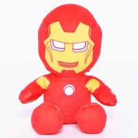 Marvel Plush Iron Man Bike 6""""