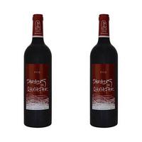 Chateau Qanafar Red Wine Gift Box 2X75CL