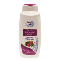 Cool & Cool Berry Mint Grow & Glow Shower Gel 500ml