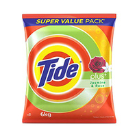 Tide Powder Detergent  With Jasmine 6KG-20% Off