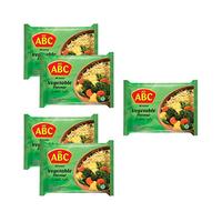 ABC Bag Vegetable 70GR X5