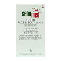 Sebamed Liquid Face & Body Wash 1L
