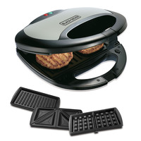 Black+Decker Sandwich Maker TS2090-B5