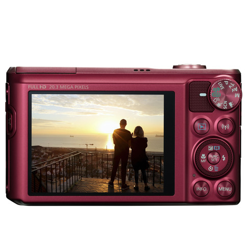 Canon-Camera-PowerShot-SX720-Red