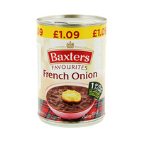Baxters Favourites French Onion Soup 400GR