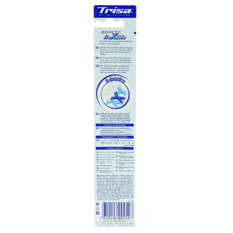 Trisa-Flexible-Medium-Toothbrush
