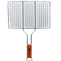 Somagic Double Grid For 6 Hamburgers 34X22cm