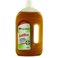 Carrefour Antiseptic Disinfectant Liquid 750ML