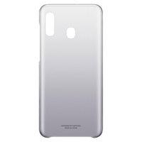 Samsung Case A20 Gradation Cover Black