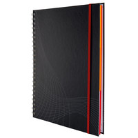 Avery Notebook Hardcover A4 Lined 7024