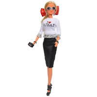 Simba - I Love Dubai Steffi Love Doll With Clutch