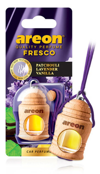 Areon Air Freshener Fresco Lavender And Vanilla