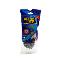 Maog Stainless Steel Cleaning Scourer 2 Pieces