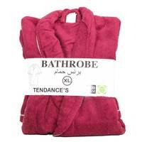 Tendance's Bathrobe X-Large Burgundy