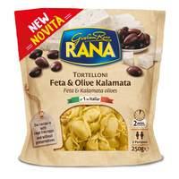 Giovanni Rana Tortelloni Feta & Olive Kalamata 250g