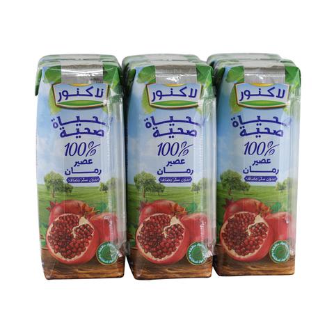 Lacnor-Pomegranate-Juice-250ml-x6