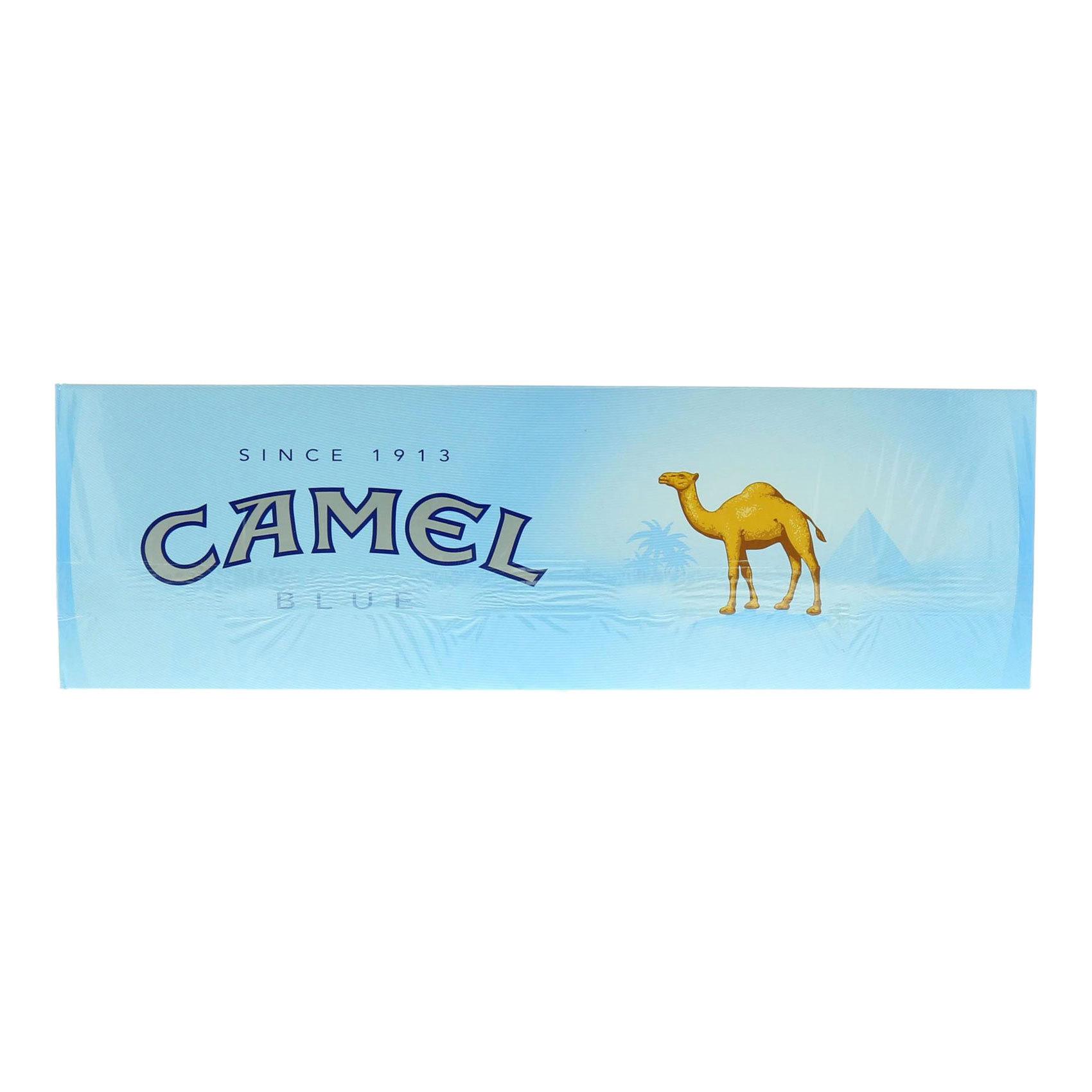 CAMEL BLUE KING SIZE 20X10