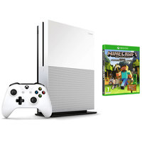 Microsoft Xbox One S 1TB Console +Minecraft