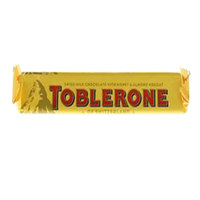 Toblerone Little Minis Swiss Milk Chocolate With Honey & Almond Nougat 35g