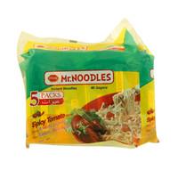 Pran Mr. Noodles Instant Noodles Spicy Tomato Flavour 70g x 5