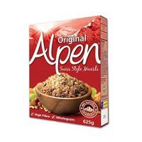 Alpen Muesli Cereal 625GR