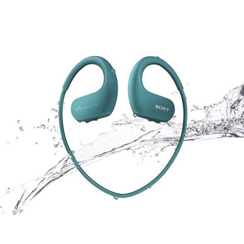 Sony-MP3-Player-NWWS413-4GB-Blue