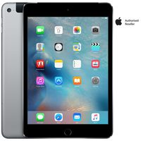 "Apple iPad Wi-Fi+Cellular 128GB 9.7"" Space Gray"