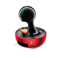 Dolce Gusto Drop Coffee Machine Red 20% Off