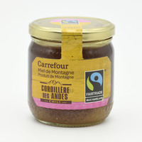 Carrefour Honey Cordillier.Andes 500 g