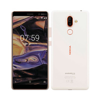 Nokia Smartphone 7 Plus White/Copper