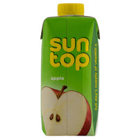 Suntop Apple Juice 330ml