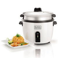 Black+Decker Rice Cooker RC2850-B5