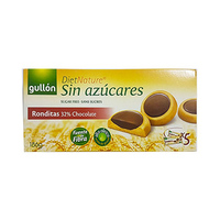 Gullon Diet Nature Ronditas Galletas 186GR