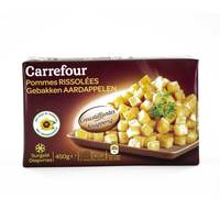 Carrefour Browned Potato 450 g