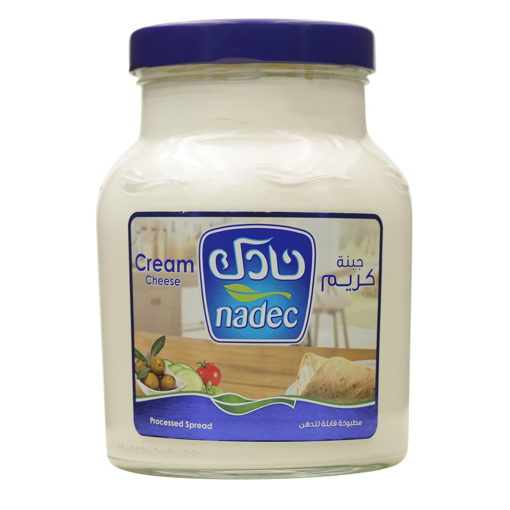 NADEC CHEESE JAR CREAM 910G