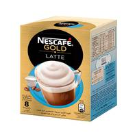 Nescafe Gold Latte 19.5g x8