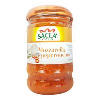Sacla Italia Mozzarella Peperoncino Sauce  190g