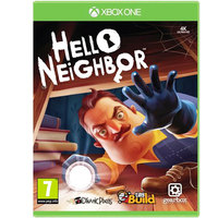 Microsoft Xbox One Hello Neighbor
