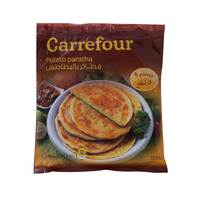 Carrefour Potato Paratha 400g