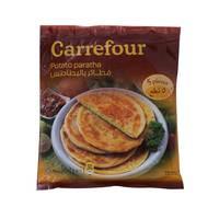 Carrefour Potato Paratha 400g