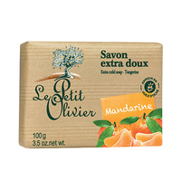 Le Petit Olivier Soap Mandarine 100GR