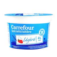 Carrefour Fresh Sour Cream Light 4% 50cl