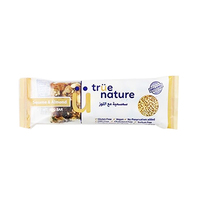 True Nature Sesame & Almond Bar 40GR