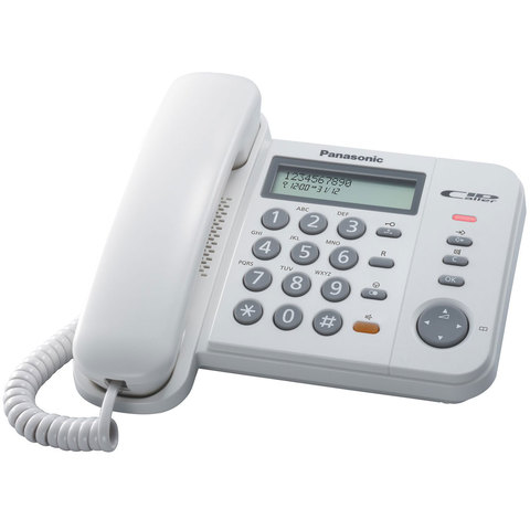 Panasonic-Corded-Phone-KX-TS580MX