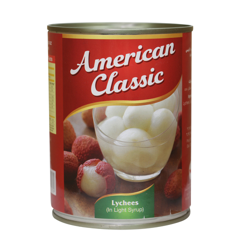American-Classic-Lychees-In-Light-Syrup-567g