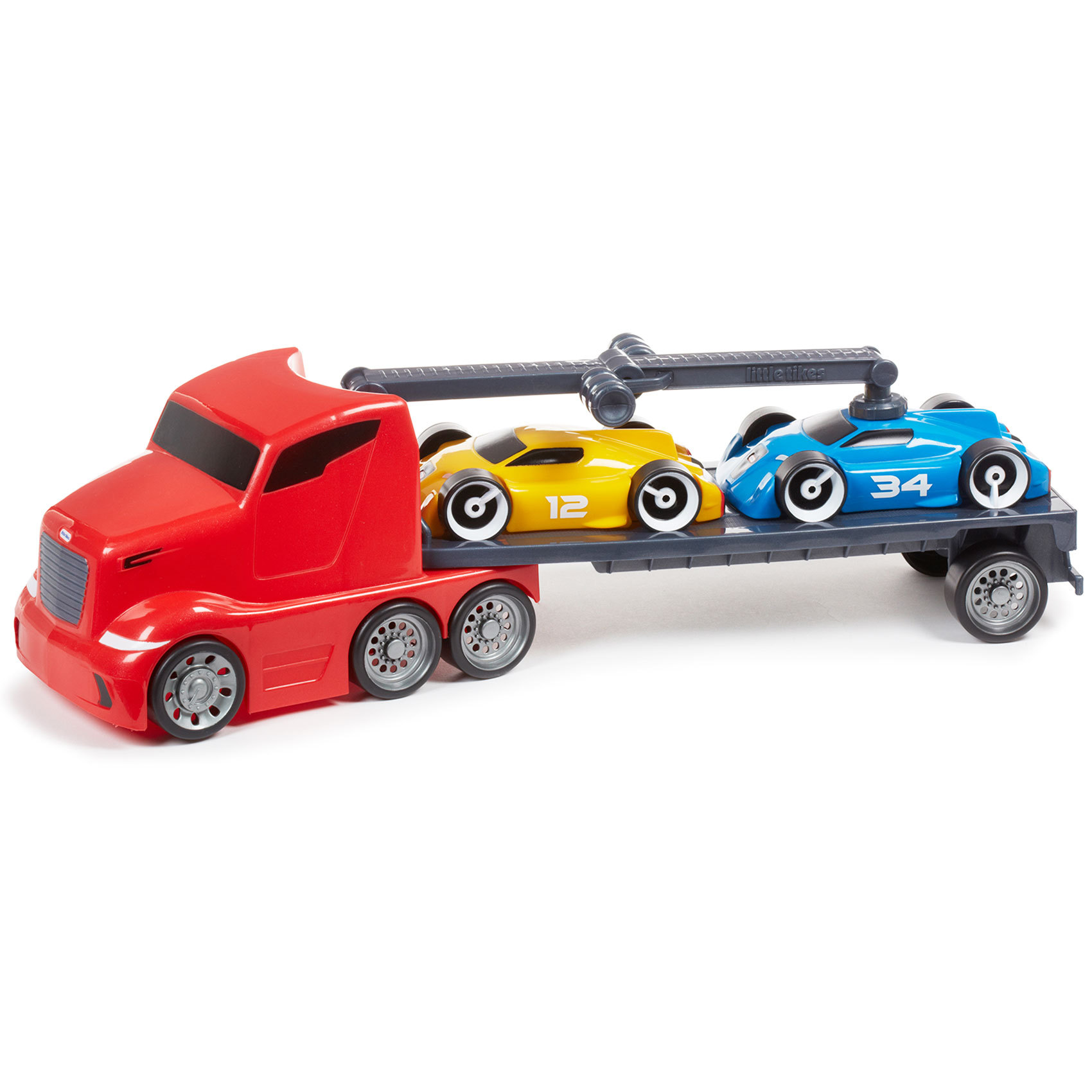 Buy Little Tikes Magnetic Car Loader Toy Online in UAE - Carrefour UAE
