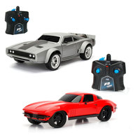 Jada Rc Fast & Furious 8 Ice Charger 1:16