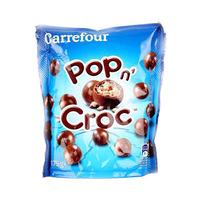 Carrefour Pop N Croc Milk Chocolate Pouch 175GR